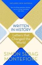 Boek cover Written in History van Simon Sebag Montefiore
