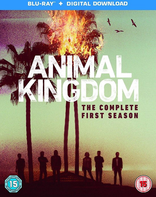 Animal Kingdom - Seizoen 1 (Import met NL) (Blu-ray)