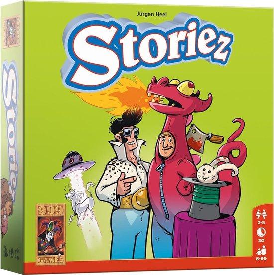 Afbeelding van het spel Storiez Kaartspel