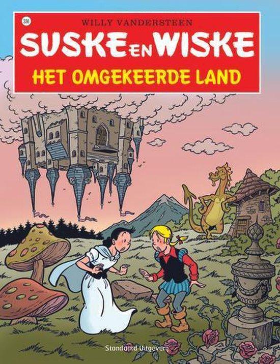 Suske en wiske 336. het omgekeerde land - Luc Morjaeu  