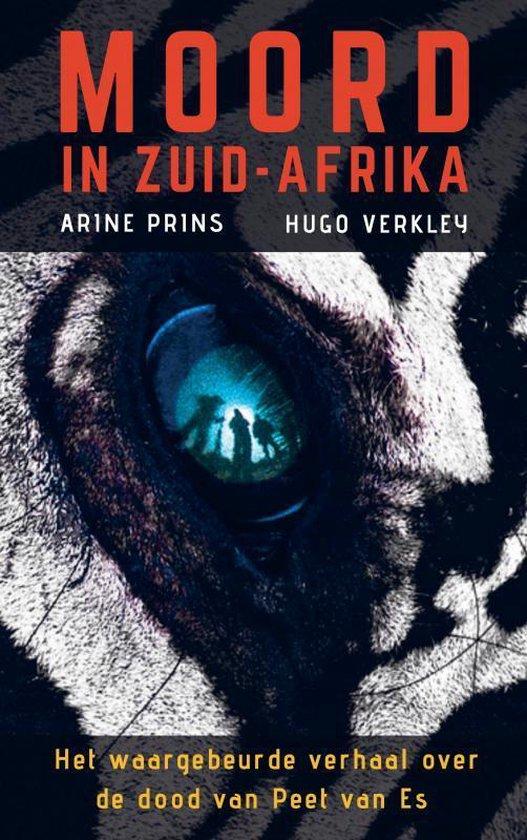 Moord in Zuid-Afrika - Arine Prins Hugo Verkley |