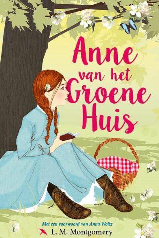 Boek cover Anne van het groene huis van L.M. Montgomery (Paperback)