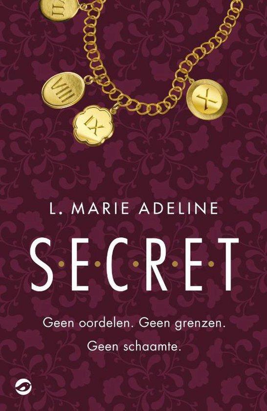 Boek cover Secret 1 - S.E.C.R.E.T. van L. Marie Adeline (Paperback)