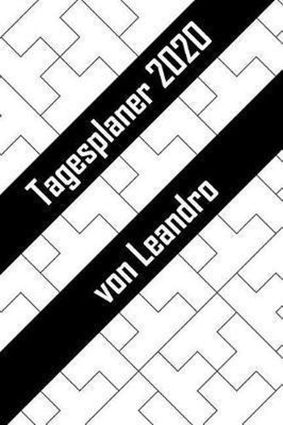 Tagesplaner 2020 von Leandro