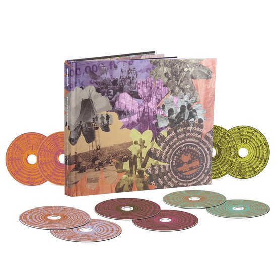 Woodstock - Back To The Garden 50th Anniversary Experience (10CD)
