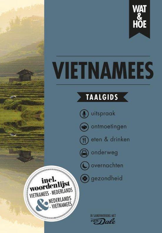 Vietnamees - Wat & Hoe Taalgids  
