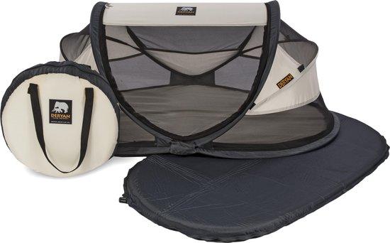 Product: Deryan Baby Luxe Campingbedje - Cream - 2020, van het merk Deryan