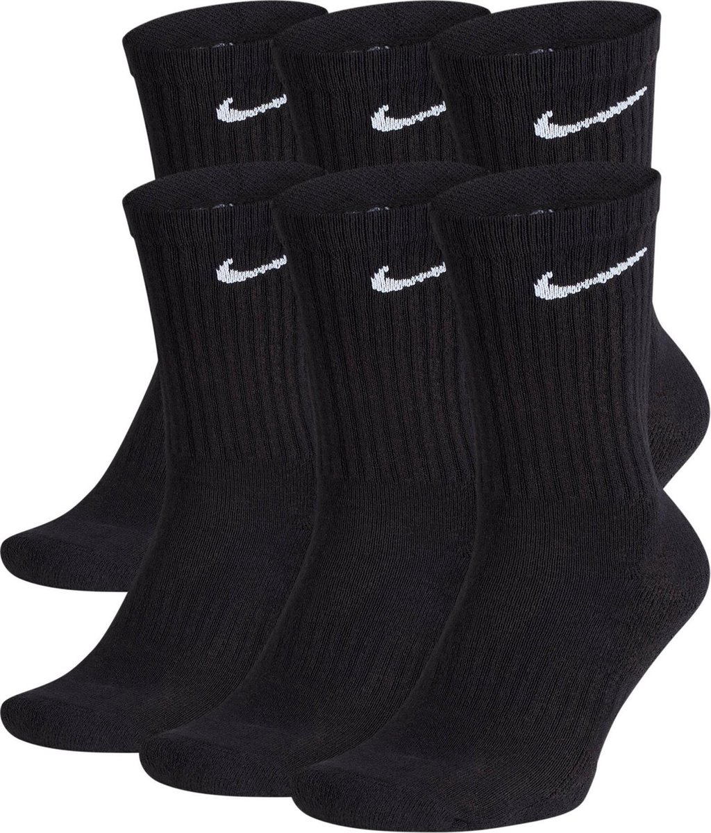 Nike Everyday Cushion Crew Sportsokken Unisex - Maat 42-46