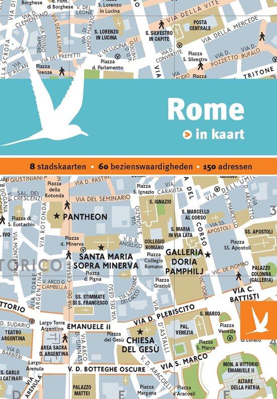 Rome in kaart