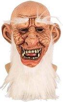 Halloween - Halloween masker oude man van latex