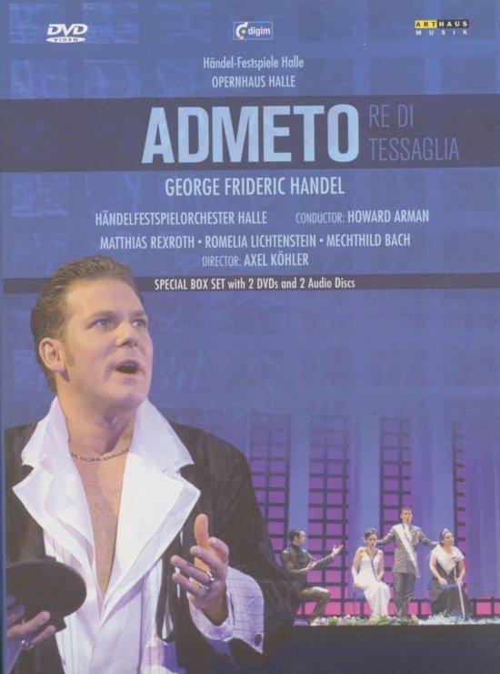 Cover van de film 'Admeto'