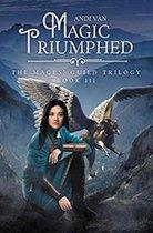 Boek cover Magic Triumphed van Andi Van
