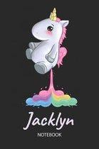 Jacklyn - Notebook