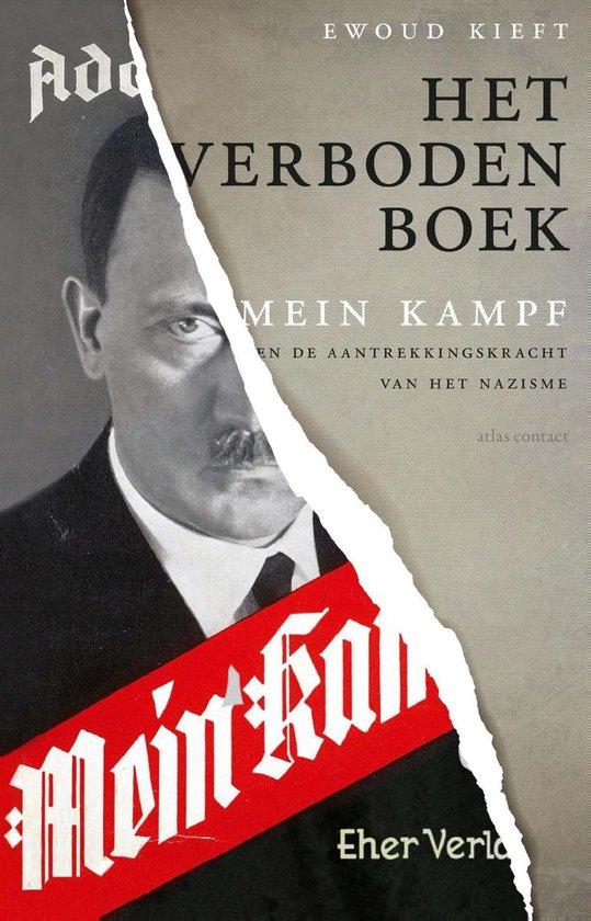 Boek cover Het verboden boek van Ewoud Kieft (Paperback)