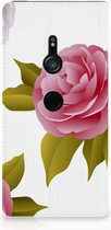 Sony Xperia XZ3 Smart Cover Roses