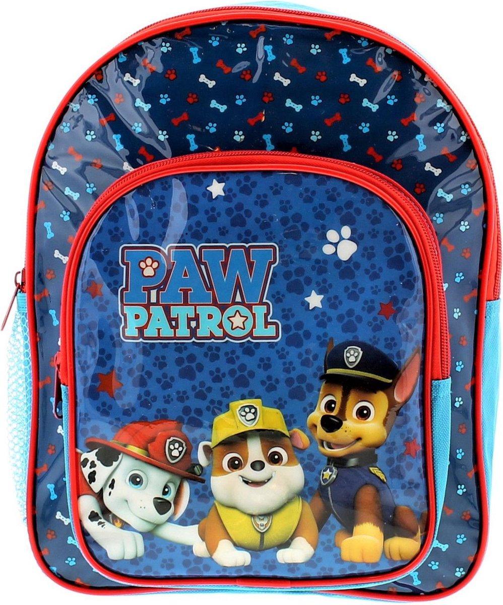 Paw Patrol Chase Marshall & Rebel Kinderrugzak 2-5 Jaar - Nickelodeon