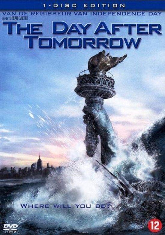 Cover van de film 'The Day After Tomorrow'