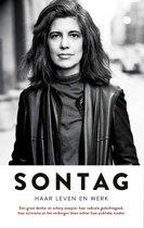 Boek cover Sontag van Benjamin Moser (Onbekend)