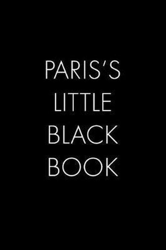 Paris's Little Black Book