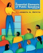 The Essential Elements of Public Speaking