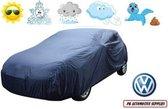 Autohoes Blauw Polyester Volkswagen Tiguan 2016-