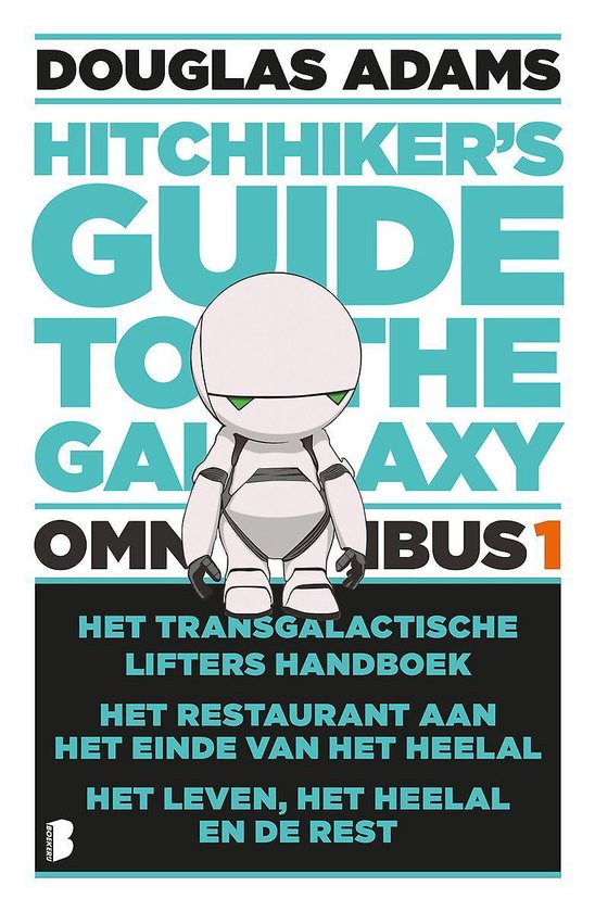 Hitchhiker's guide  -   The hitchhiker's Guide to the Galaxy - omnibus 1