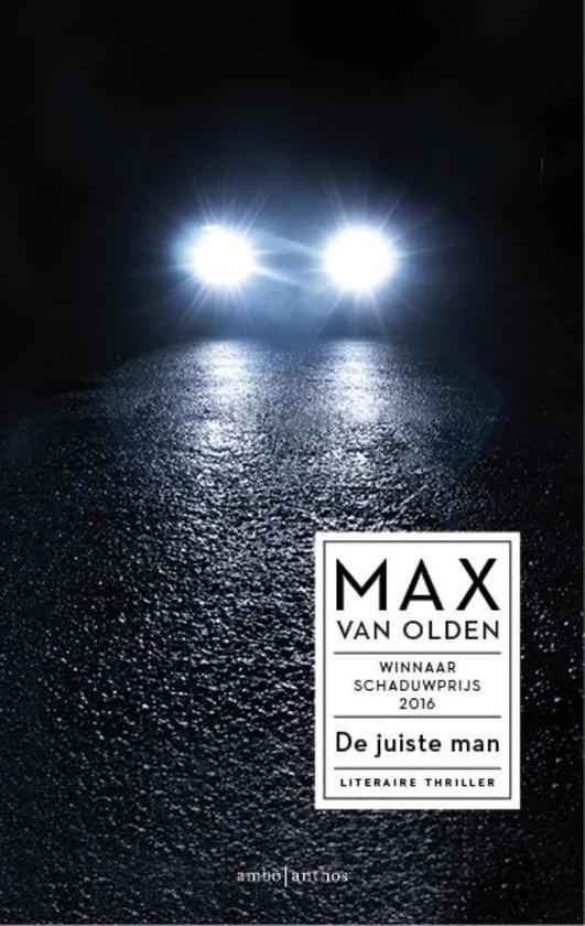Misdadig - De juiste man - Max van Olden  
