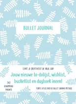 Bullet journal - Laat je creativiteit de vrije loop blaadjes