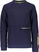 Bellaire Jongens Sweater - Blauw - Maat 122/128