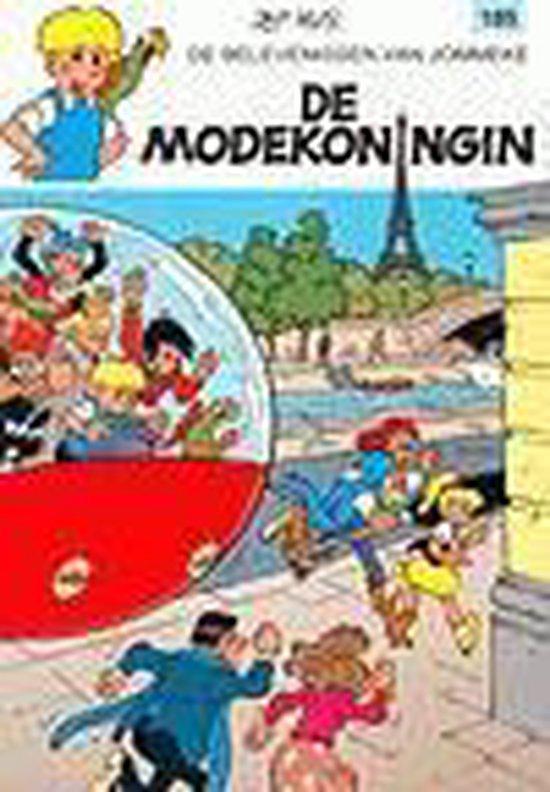 Jommeke 185 - Modekoningin - Jef Nys |