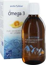 Arctic Blue Omega 3 Pure Arctische Visolie met Vitamine D 250 ml