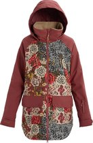 Burton Prowess Dames Ski jas - Pink - Maat XS