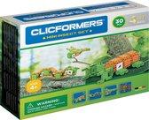 Clicformers bouwblokken - Mini Insect 30 pcs bouwset - gepatenteerd constructie speelgoed - made in Belgium bouwspeelgoed