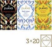 Pukka Yoga Mix Thee - 6 theedoosjes