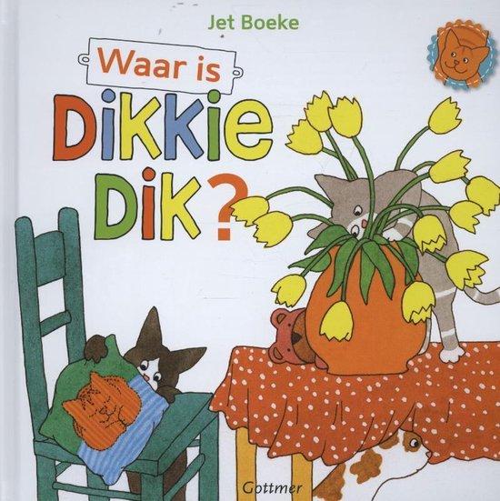 Dikkie Dik - Waar is Dikkie Dik? - Jet Boeke  