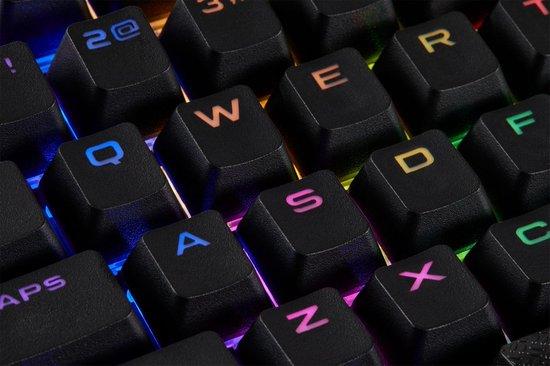 Corsair Gaming PBT – Double-shot Keycaps – 104/105 Keyset -Zwart