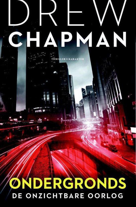De onzichtbare oorlog - Ondergronds - Drew Chapman |