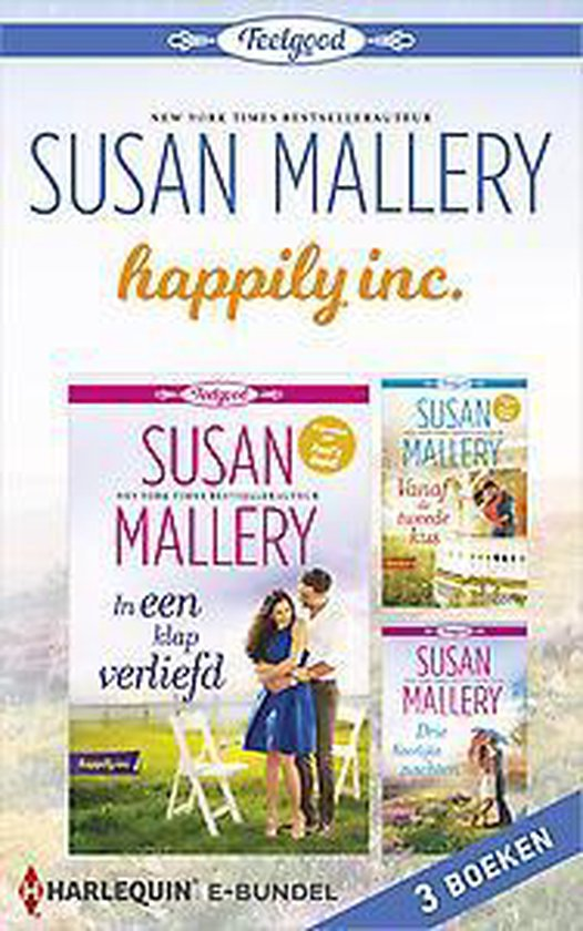 Happily Inc. - Susan Mallery  