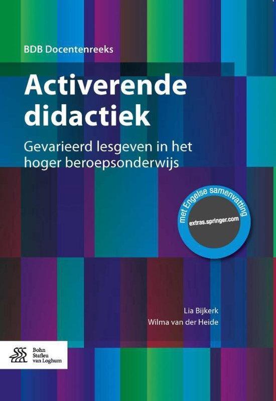 BDB Docentenreeks - Activerende didactiek - Lia Bijkerk  
