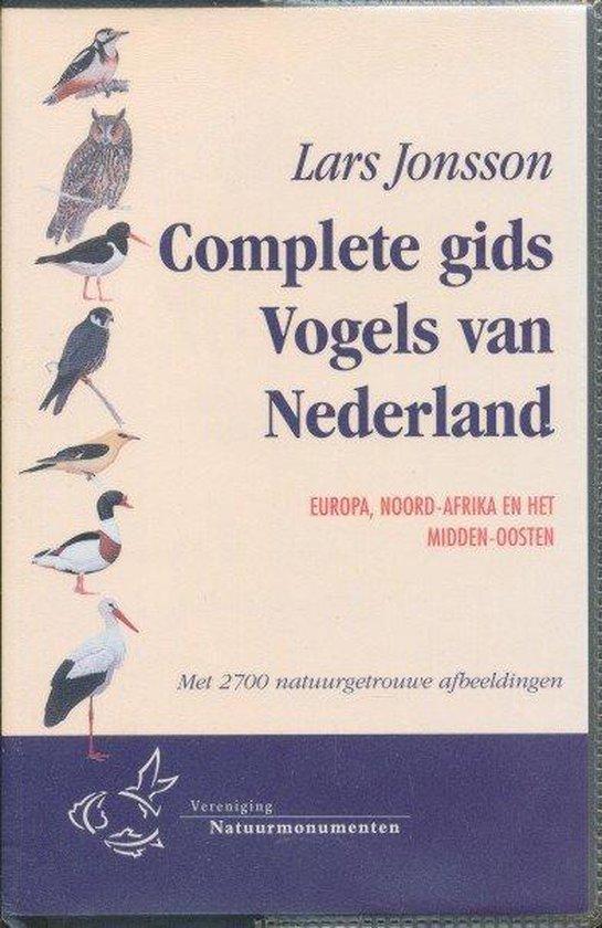 Complete gids Vogels van Nederland - L. Jonsson | Fthsonline.com