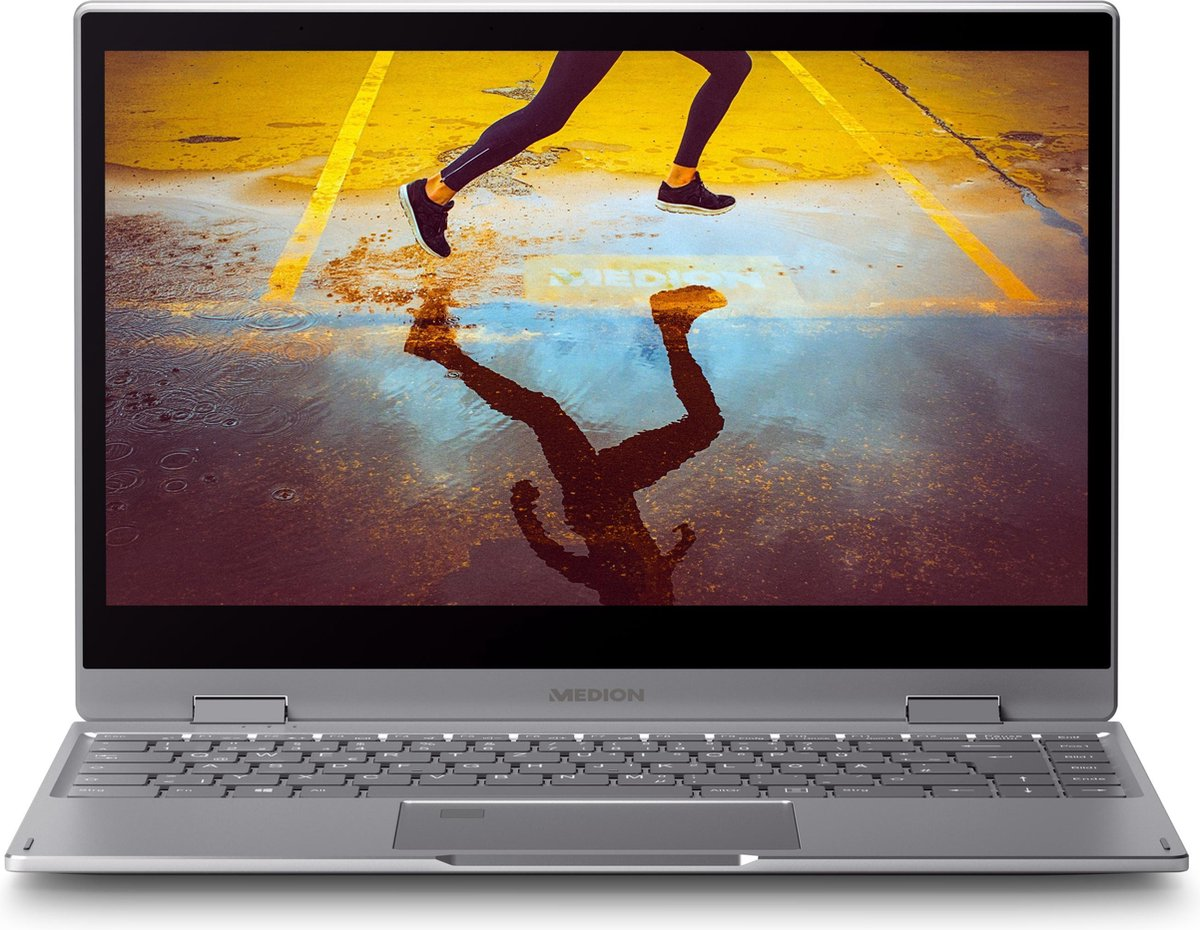 MEDION S4401TG-i5-256F8 - 2-in-1 Laptop - 14inch