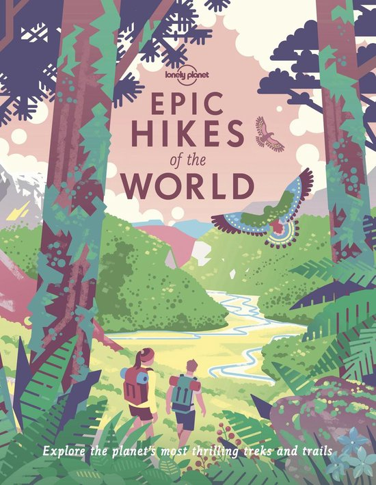 Afbeelding van Epic Hikes of the World