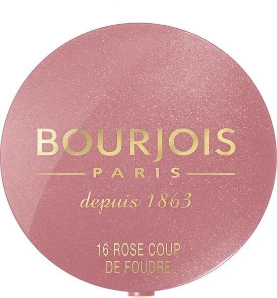 Bourjois Little Round Pot Blush - 16 Rose Coup de Foudre