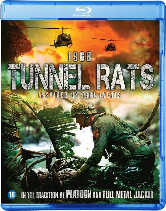 Cover van de film 'Tunnelrats'