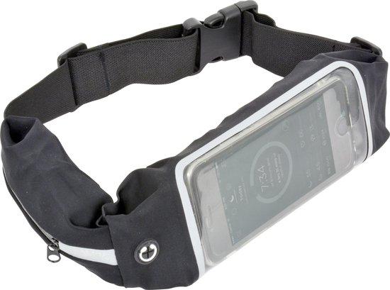 Carpoint Sportriem Voor Smartphones Tot 6 Inch Zwart