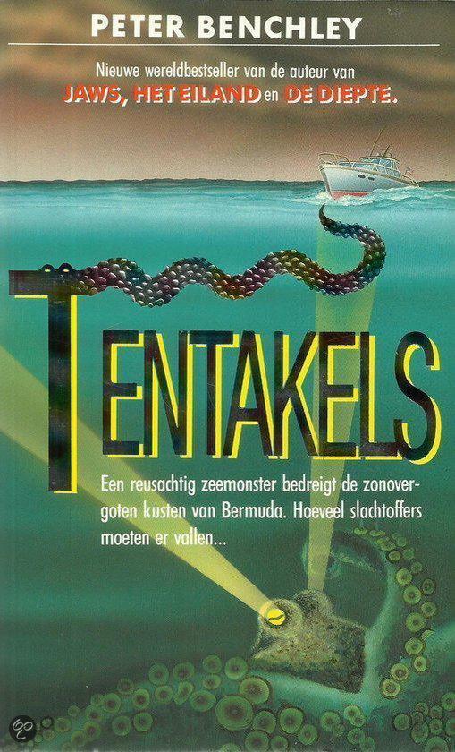 Tentakels - Benchley |