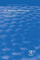 Law, Modernity, Postmodernity