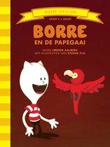 De Gestreepte Boekjes Groep 3 Maart -   Borre en de papegaai
