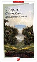 Chants / Canti (Édition bilingue)