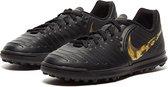 Nike LegendX 7 Sportschoenen - Maat 36--CONVERTJongens en meisjesKinderen - zwart/ goud